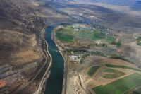 arial photo