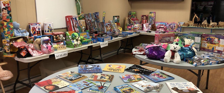 toys to joys fundraiser breakfast